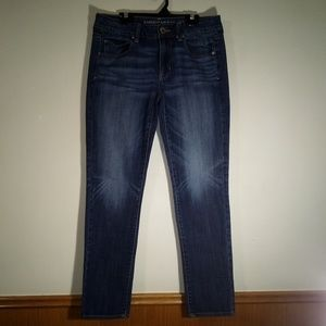 American Eagle Outfitters Skinny Jeans Stretch 8